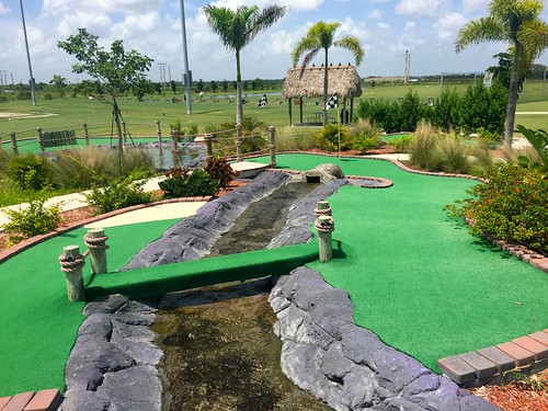 Mini Golf At Alico Family Golf, 18 Holes, Mini Golf, Putt Putt Golf