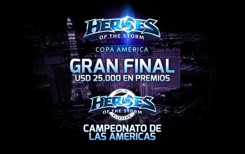 Copa America de Heroes of the Storm distribuirá $25,000