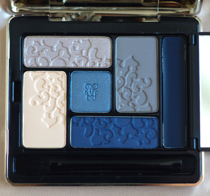 Guerlain Beaugrenelle ecrin 6 couleurs palette review