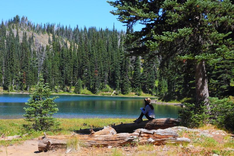 IMG_6176 Clover Lake, Palisades Lakes Trail