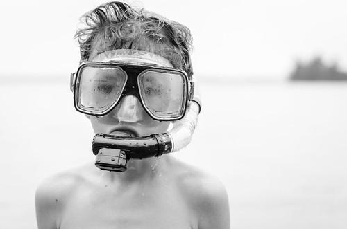 Jo the Snorkeler (iii)