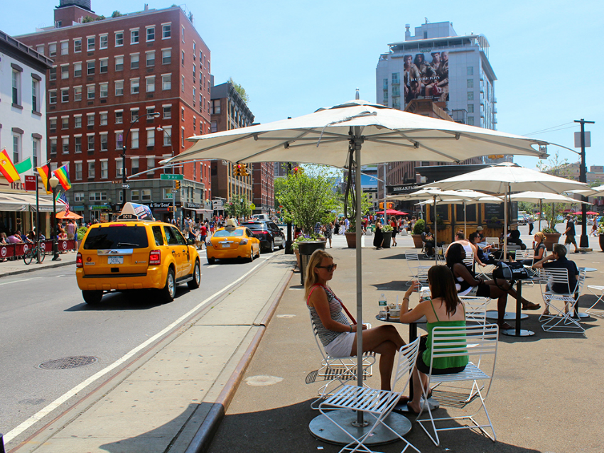 Meatpacking District en Nueva York