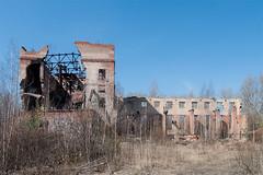 Abandoned brickworks, part 1 (Заброшенный кирпичный завод, часть 1)