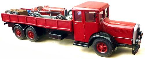 Vitali Alfa Romeo 50 1929