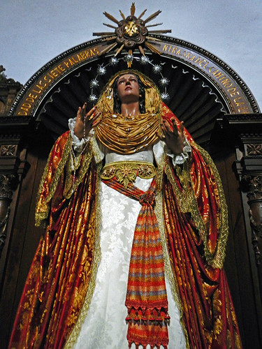 Vivieros, Spain: Madonna