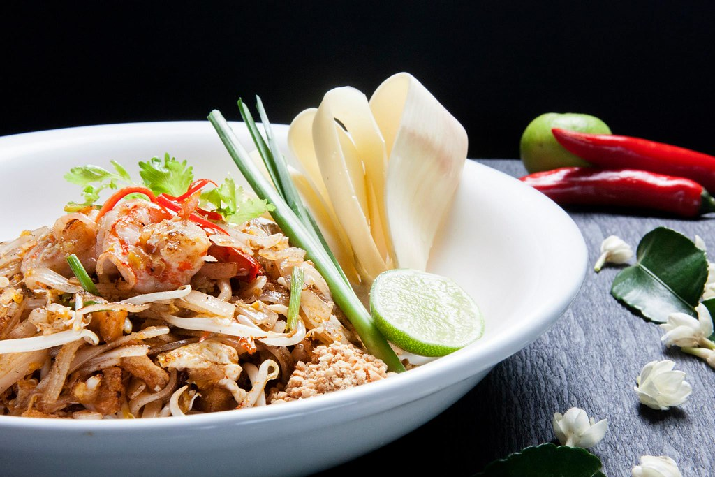 Groupon Delicious Month: Thai Pavilion