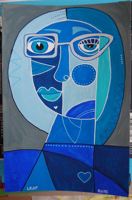 24 - Picasso - Laura