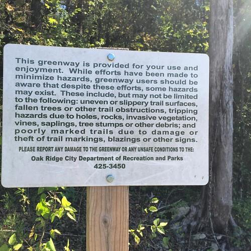 #Greenway #hawsridge