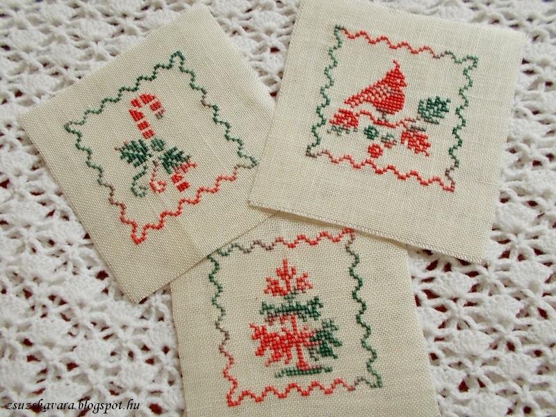 Plum Pudding Needleart, Holiday, christmas, ornament,