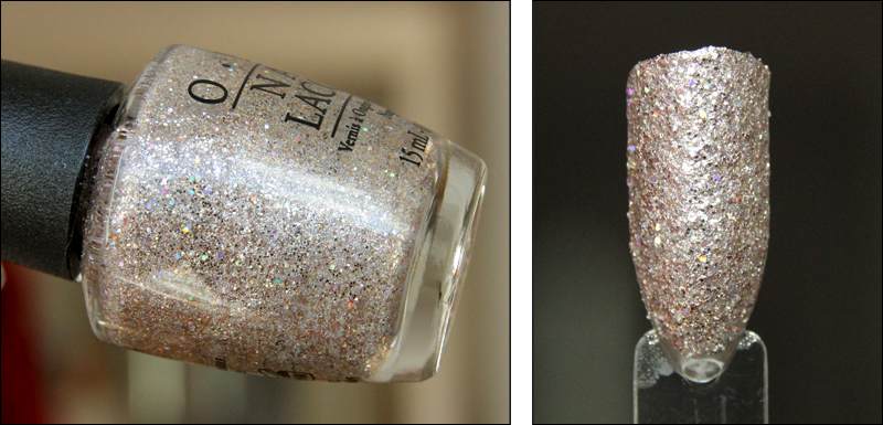OPI ce-less-tial is more swatch