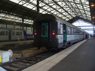Train at Tours Gare