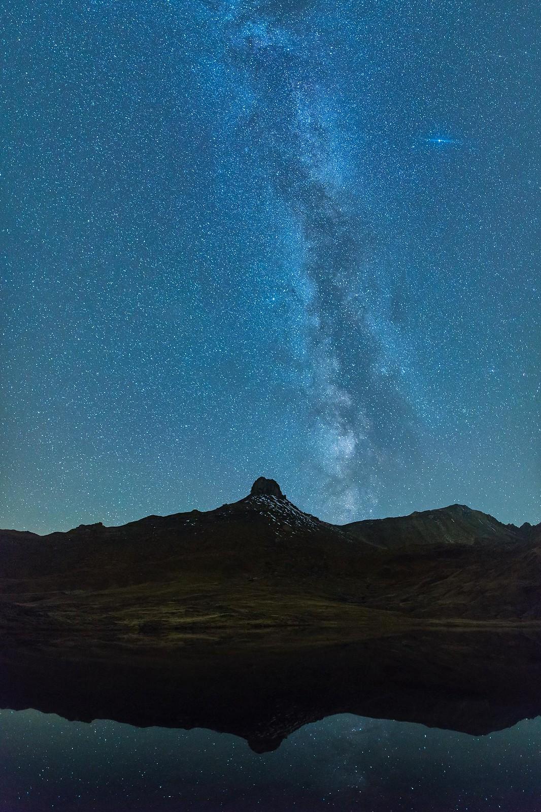 Milky way - Spitzmeilen