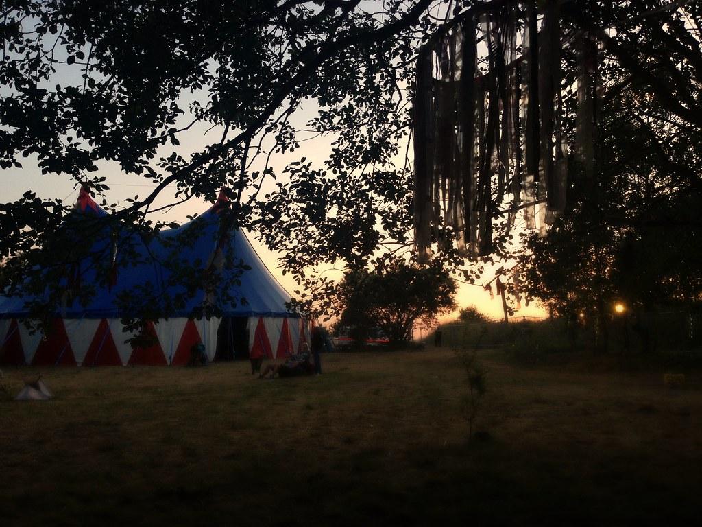 festival evening