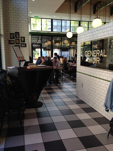 The General Muir, Atlanta GA