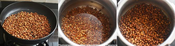 How to make thattapayaru sundal