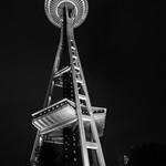Image de Space Needle près de City of Seattle. seattle us washington unitedstates