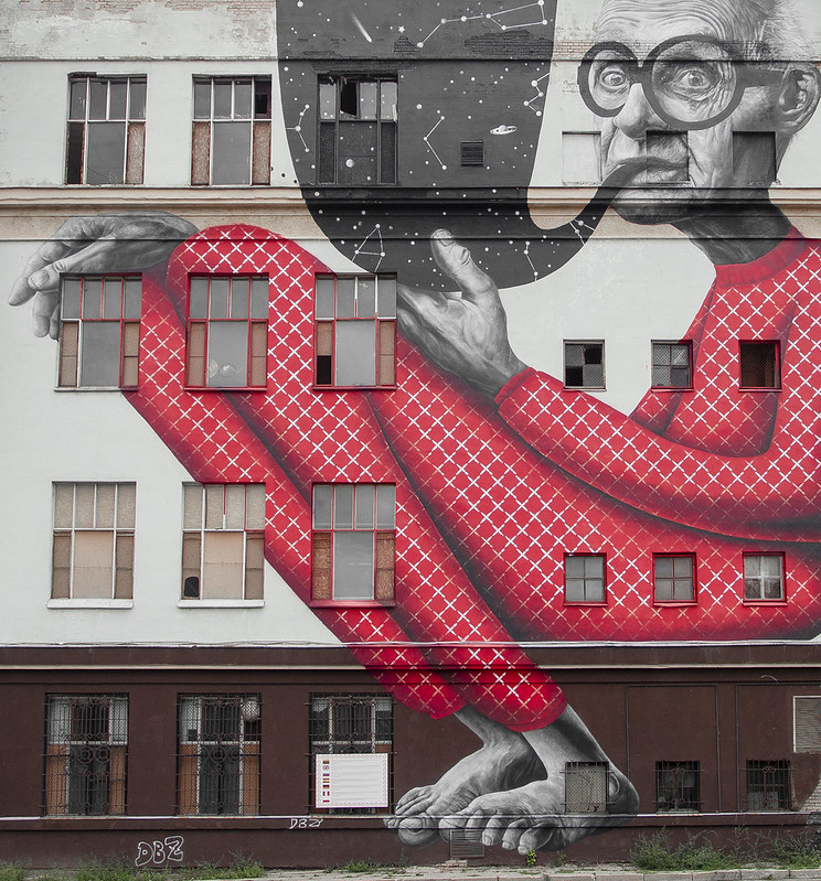 Graffiti, Kowno - Kaunas, Lithuania