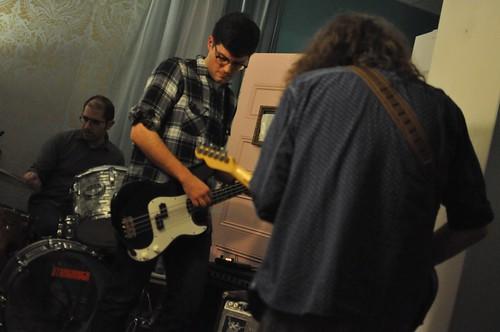 The Band Whose Name Is A Symbol at Raw Sugar