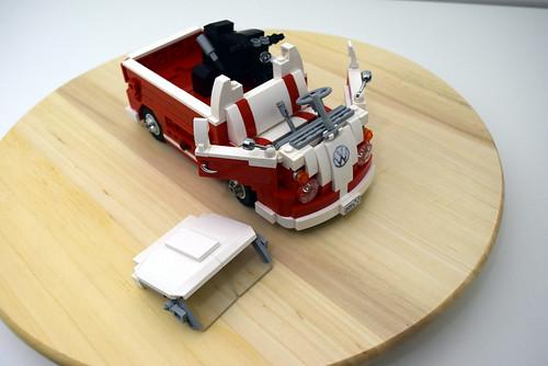 VW T1 pick-up
