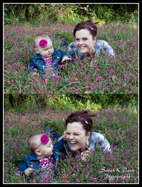 Hadley & Mommy
