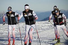 Světový pohár běžců na lyžích startuje. I se sedmi českými reprezentanty