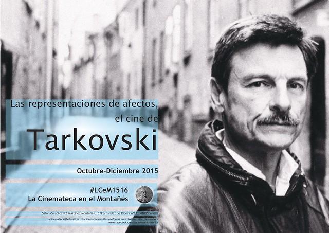 #LCeM1516. La representaciones de afectos. El cine de Tarkovski