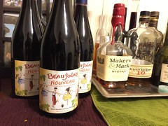 Operation Beaujolais Nouveau 2015 completed @ChiFrenchMarket. We are ready for Thanksgiving, the tradition continues.