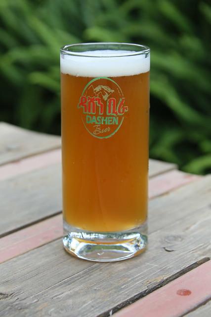 The Dashen Brewery.
