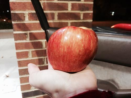 Italicized Apple (November 22 2014)