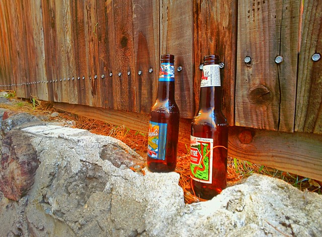 Two Beers On The Wall