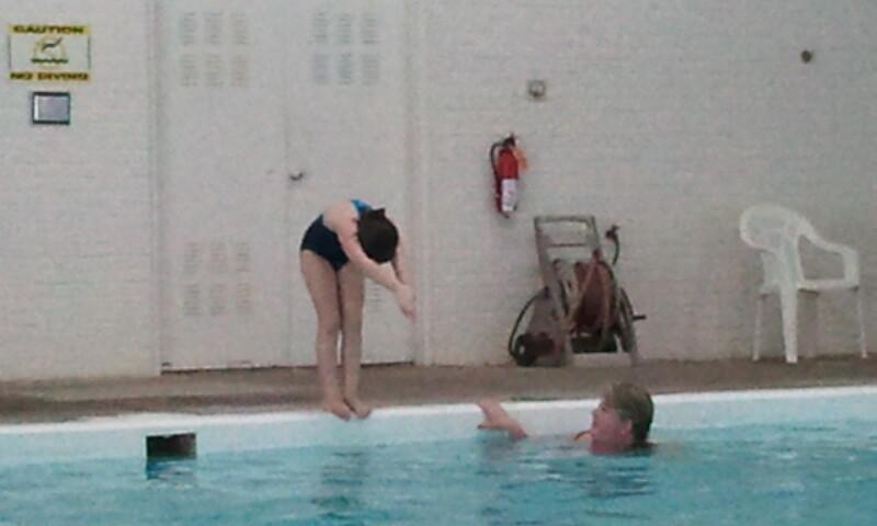 O swim lesson