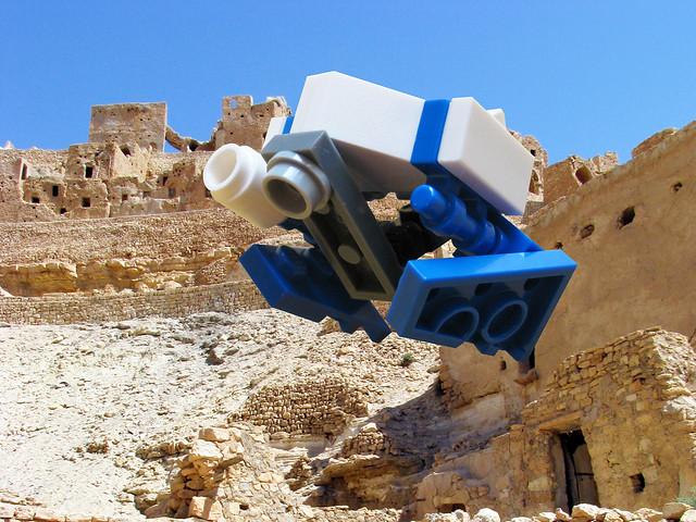 Mark IV Sentry Droid (surveillance)
