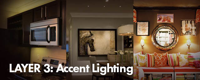 How to light any room in your home part 3 accent lighting aloadofball Gallery