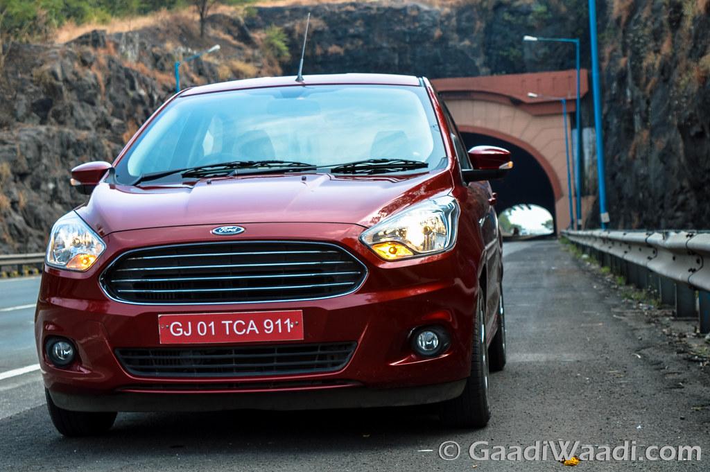 Ford Figo Aspire Review-35