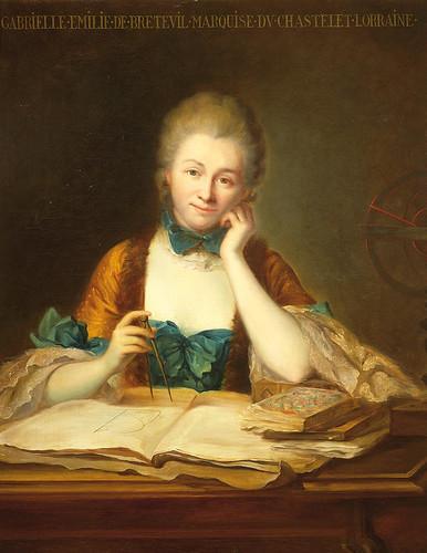 Émilie du Chatelet