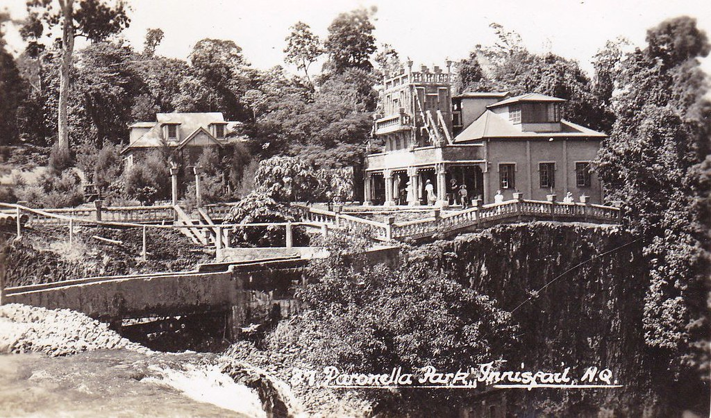 Paronella Park, north Queensland - 1930s