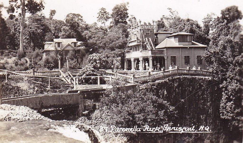 Paronella Park, north Queensland - 1930s