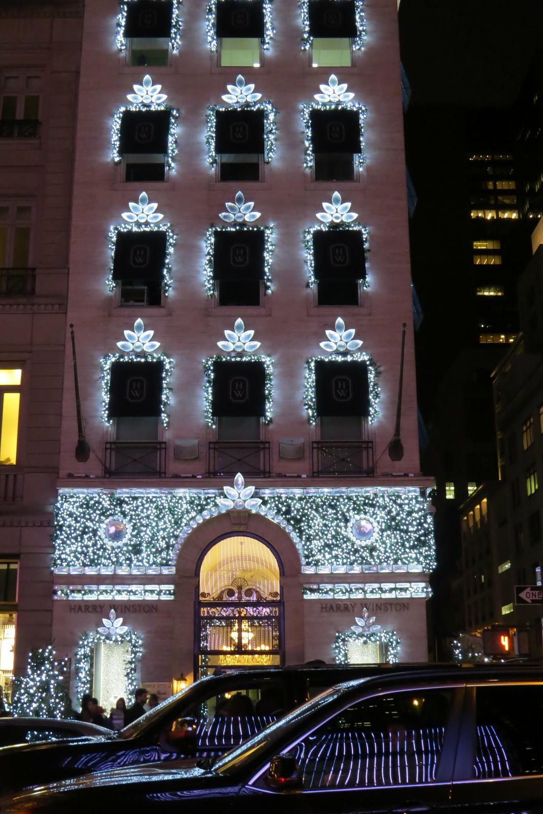Harry Winston, Fifth Avenue, NY