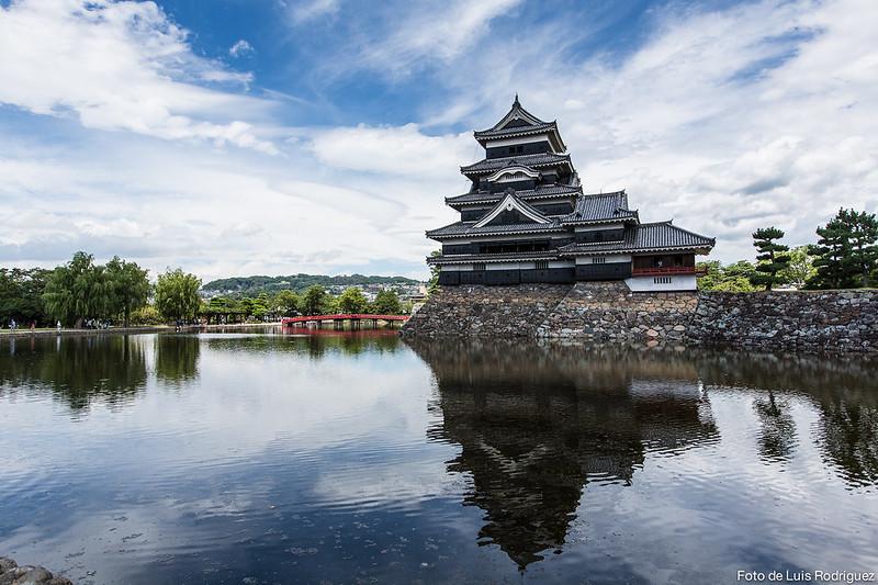 Castillo de Matsumoto, en el itinerario de 17 días por Japón