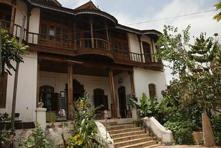 Hallie Selassie old Palace.