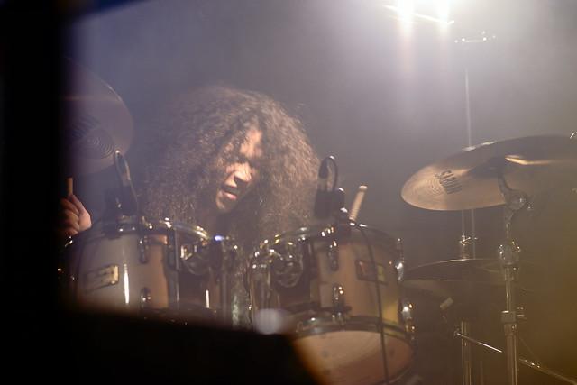 熊のジョン live at Outbreak, Tokyo, 03 Dec 2015. 378