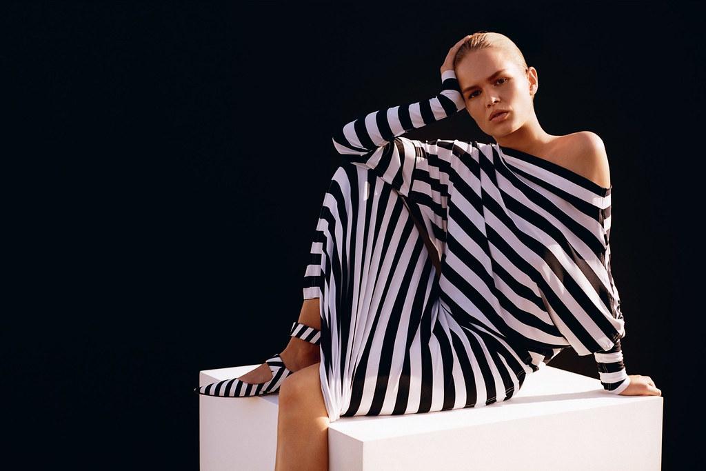 Анна Эверс — Фотосессия для «Vogue» UK 2015 – 1