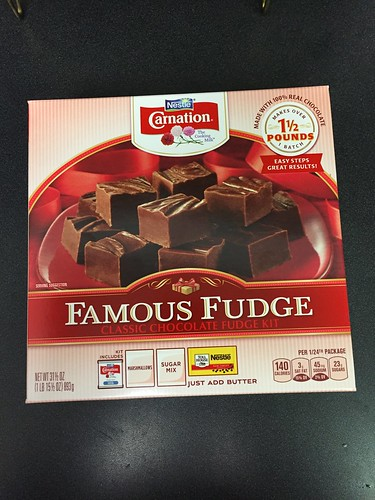 Famous Fudge Kit fudge (1)