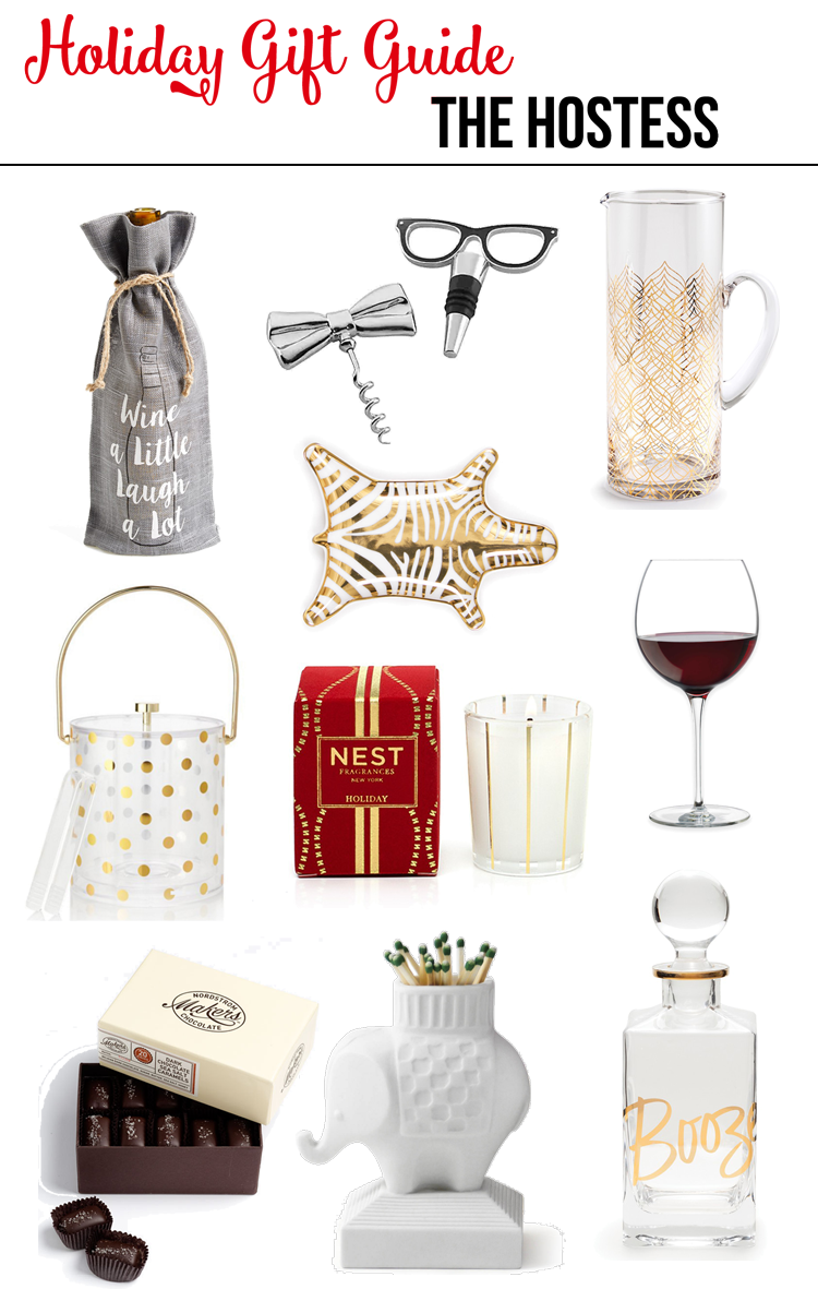 cute & ittle blog | holiay gift guide ideas hostess