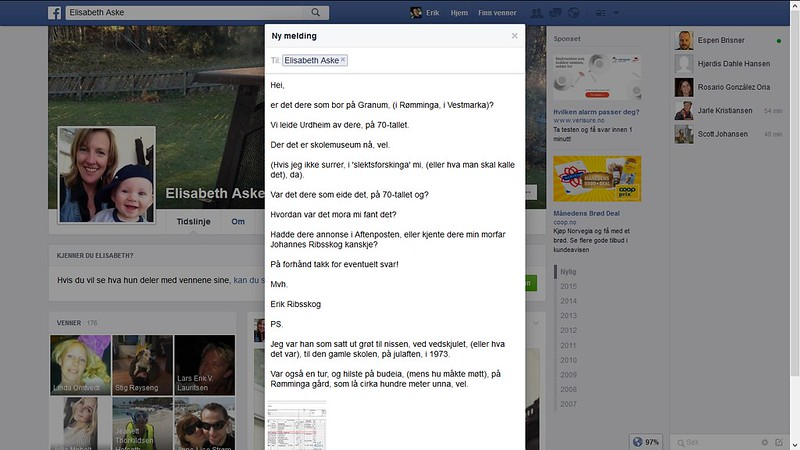 aske facebook