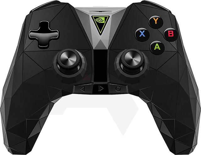 Nvidia Shield TV manette