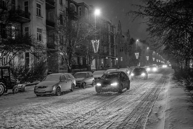 Winter in Stettin, 2017