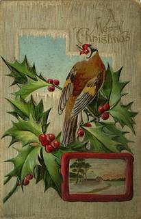 19131205 Christmas Postcard