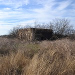 Abandoned Roundhouse, Mart, Texas