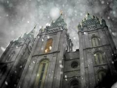Mormon Temple_Salt Lake City